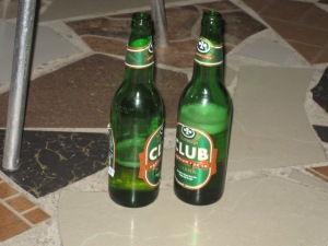 Neben Star das bekannteste Bier dort